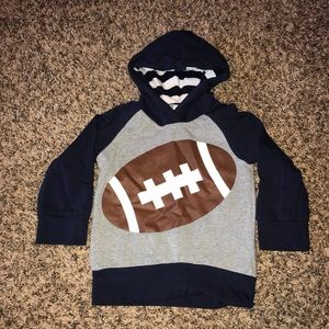 Other - Toddler football hoodie